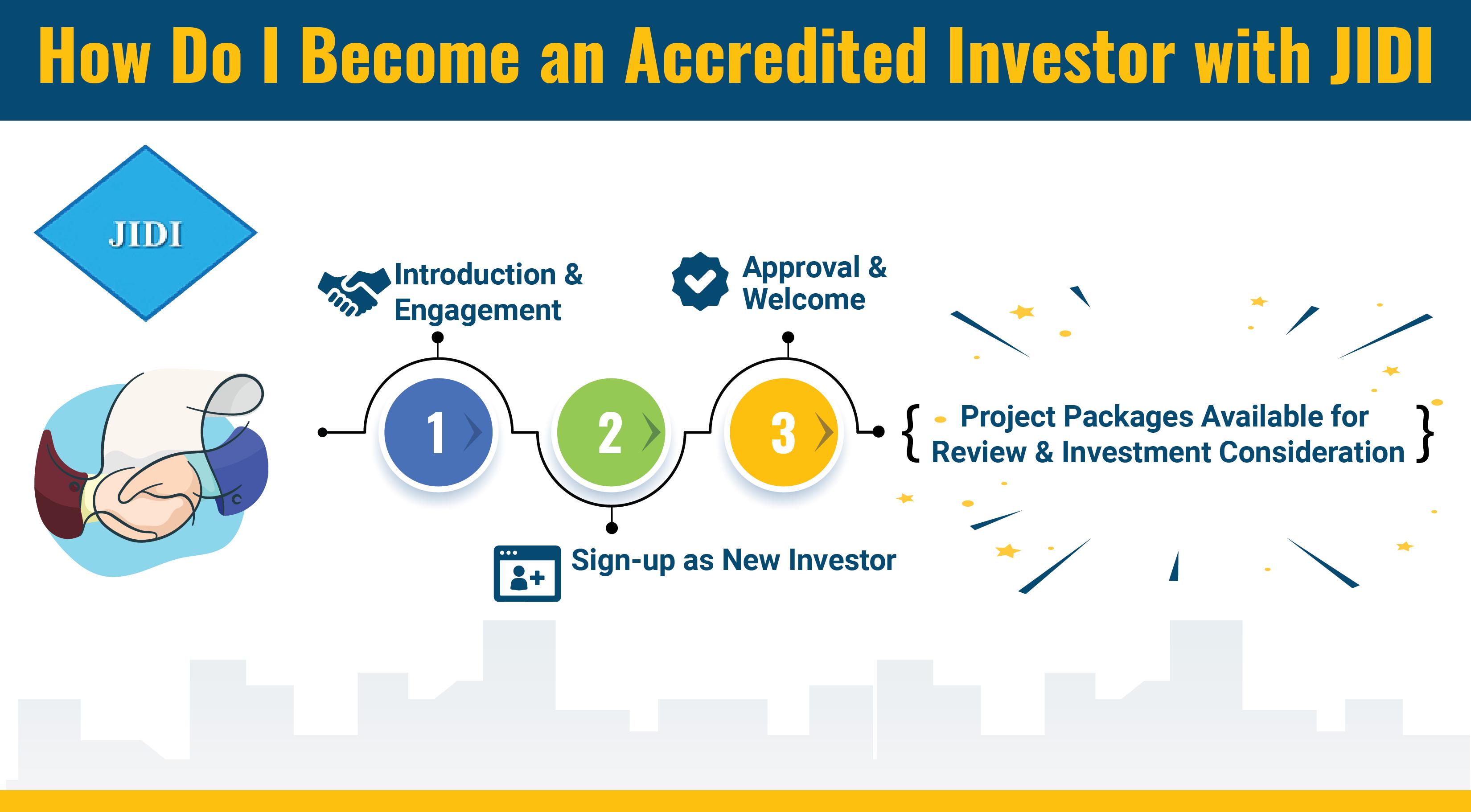 JIDI accredited investor